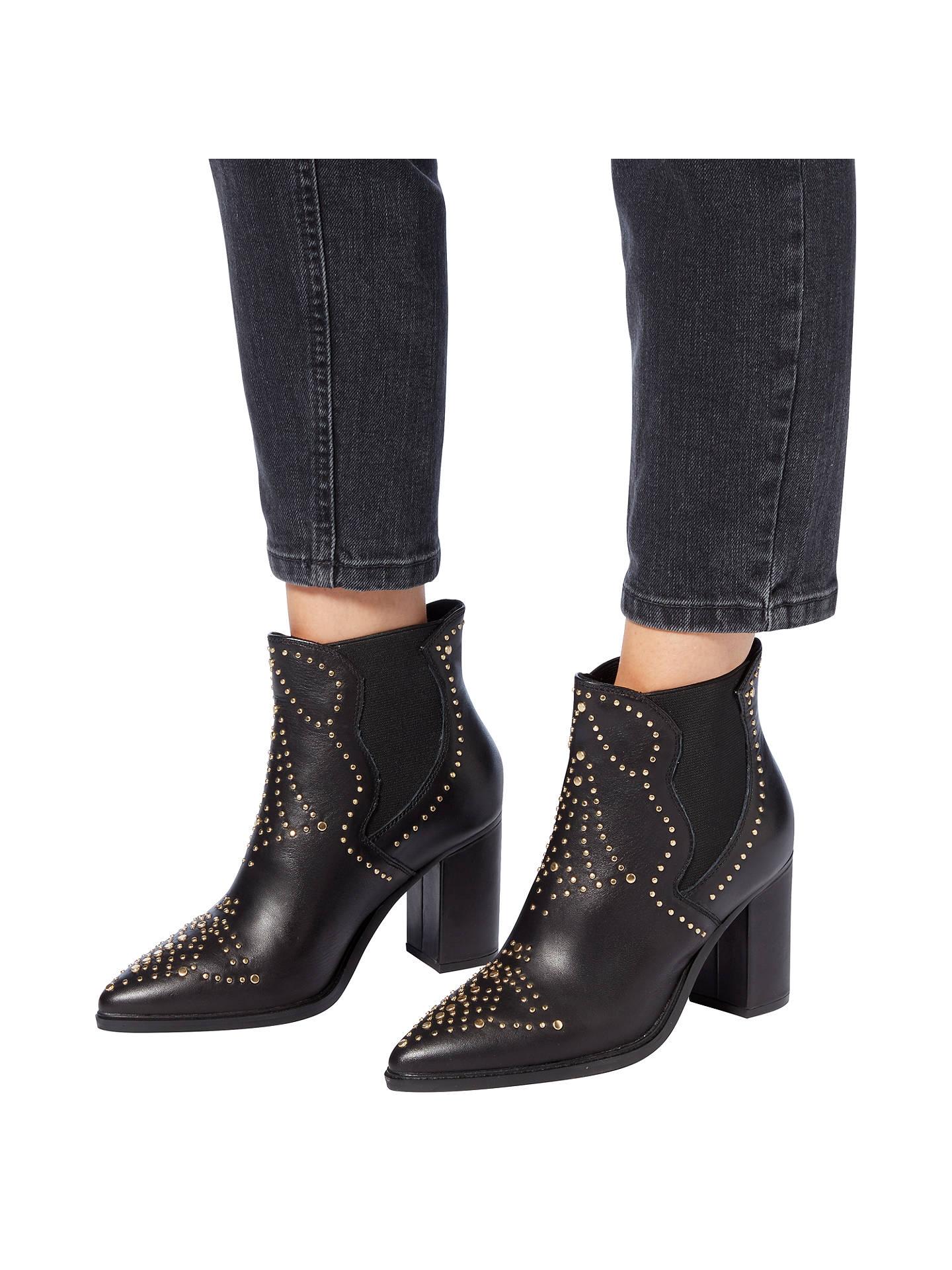 steve madden studded ankle boots uk