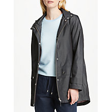 Buy Collection WEEKEND by John Lewis Lightweight Parka Coat, Navy Online at johnlewis.com