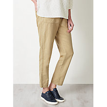 Buy Collection WEEKEND by John Lewis Drawstring Chino Trousers Online at johnlewis.com