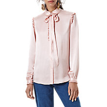 Buy Finery Levine Forever Blouse, Pink Online at johnlewis.com