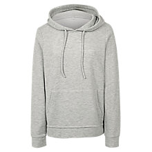 Buy Fat Face Clovelly Hoodie, Light Grey Online at johnlewis.com