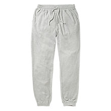 Buy Fat Face Clovelly Joggers, Light Grey Online at johnlewis.com