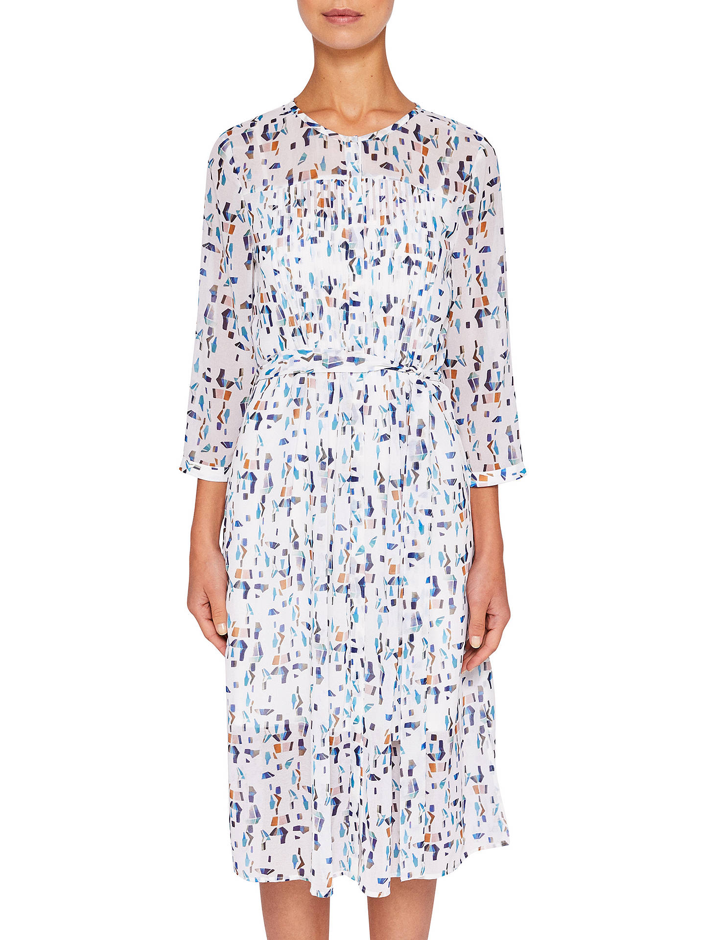 9f33bc19a81a Buy Ted Baker Colour By Numbers Teca Printed Shirt Dress