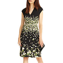Buy Phase Eight Melodie Floral Print Dress, Multicoloured Online at johnlewis.com