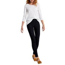 Buy White Stuff Long Hazel Jeggings, Denim Blue Online at johnlewis.com