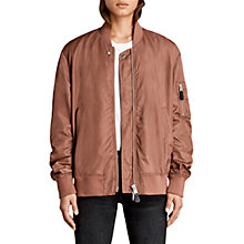 Buy AllSaints Myra Bomber Jacket Online at johnlewis.com