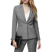 Buy Reiss Austin Tailored Blazer, Grey Online at johnlewis.com