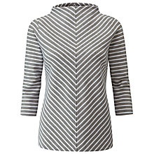Buy Pure Collection Textured Cotton Top Online at johnlewis.com