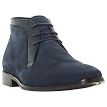 Buy Dune Monroe Suede Chukka Boot Online at johnlewis.com