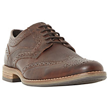 Buy Dune Buddy Derby Brogues Online at johnlewis.com