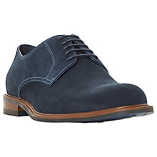 Buy Dune Beethoven Suede Derby Shoes Online at johnlewis.com