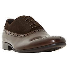 Buy Dune Pixel Oxford Shoes Online at johnlewis.com