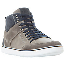 Buy Dune Sven Hi-Top Trainers Online at johnlewis.com