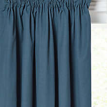 Buy John Lewis Arlo Pair Lined Pencil Pleat Curtains Online at johnlewis.com