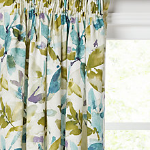 Buy Prestigious Textiles Azzuro Lined Pencil Pleat Curtains Online at johnlewis.com