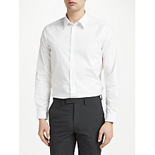 Buy PS Paul Smith Poplin Tailored Fit Shirt Online at johnlewis.com