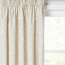 Buy John Lewis Evina Lined Pencil Pleat Curtains Online at johnlewis.com