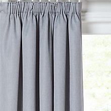Buy John Lewis Sloane Lined Pencil Pleat Curtains Online at johnlewis.com