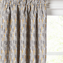 Buy John Lewis Sariska Lined Pencil Pleat Curtains Online at johnlewis.com