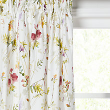 Buy Prestigious Textiles Tuileries Blossom Lined Pencil Pleat Curtains Online at johnlewis.com