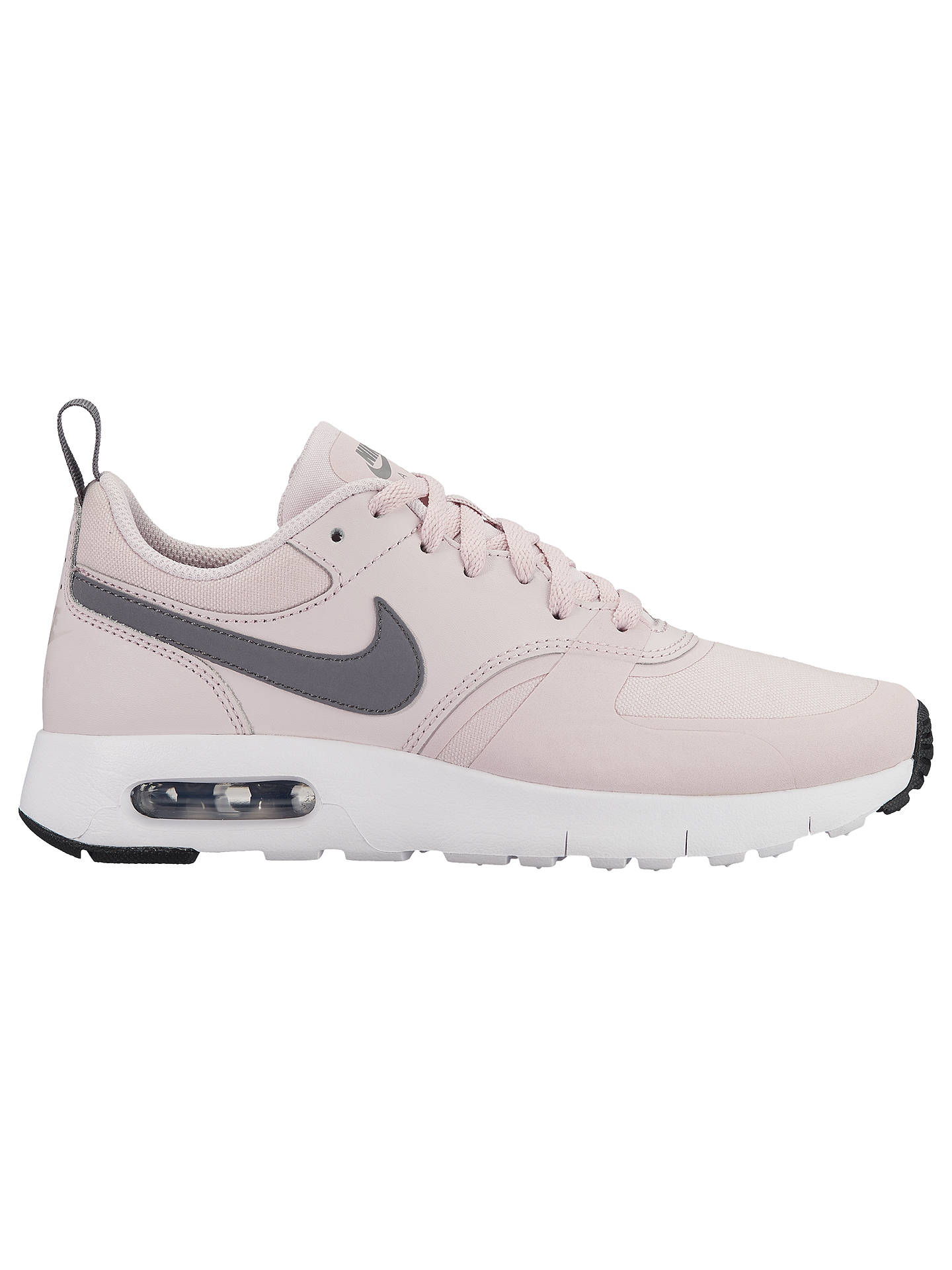 1d2e20b1dc Buy Nike Children's Air Max Vision Trainers, Light Pink, 3 Online at  johnlewis.