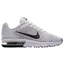 Buy Nike Children's Air Max Sequent 2 Trainers Online at johnlewis.com