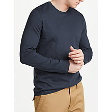 Buy John Lewis Cotton Long Sleeve T-Shirt Online at johnlewis.com