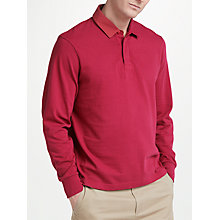 Buy John Lewis Chambers Long Sleeve Rugby Shirt Online at johnlewis.com