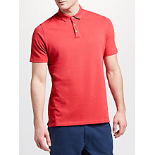 Buy John Lewis Cotton Pique Polo Shirt Online at johnlewis.com