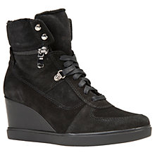 Buy Geox Eleni Wedge Heel Trainers Online at johnlewis.com