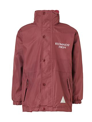 Redmaids' High School Coat, Maroon