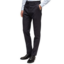 Buy Reiss Denza Slim Fit Suit Trousers, Navy Online at johnlewis.com