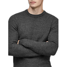 Buy Reiss Zagger Knit Jumper Online at johnlewis.com