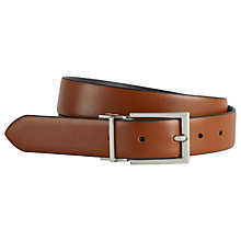 Buy Reiss Ricky Leather Belt Online at johnlewis.com