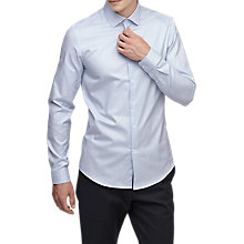 Buy Reiss Straith Textured Slim Fit Shirt Online at johnlewis.com