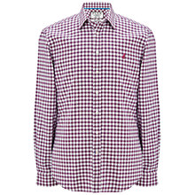Buy Thomas Pink Finn Check Shirt Online at johnlewis.com