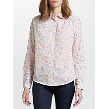 Buy Collection WEEKEND by John Lewis Ditsy Floral Print Shirt Online at johnlewis.com