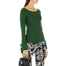 Buy Marc Cain Jersey Top, Pine Needle Online at johnlewis.com