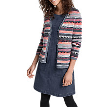 Buy Seasalt Penveor Cardigan, Eddystone Cadet Online at johnlewis.com