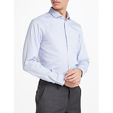 Buy Kin by John Lewis Nailhead Cotton Slim Fit Shirt Online at johnlewis.com