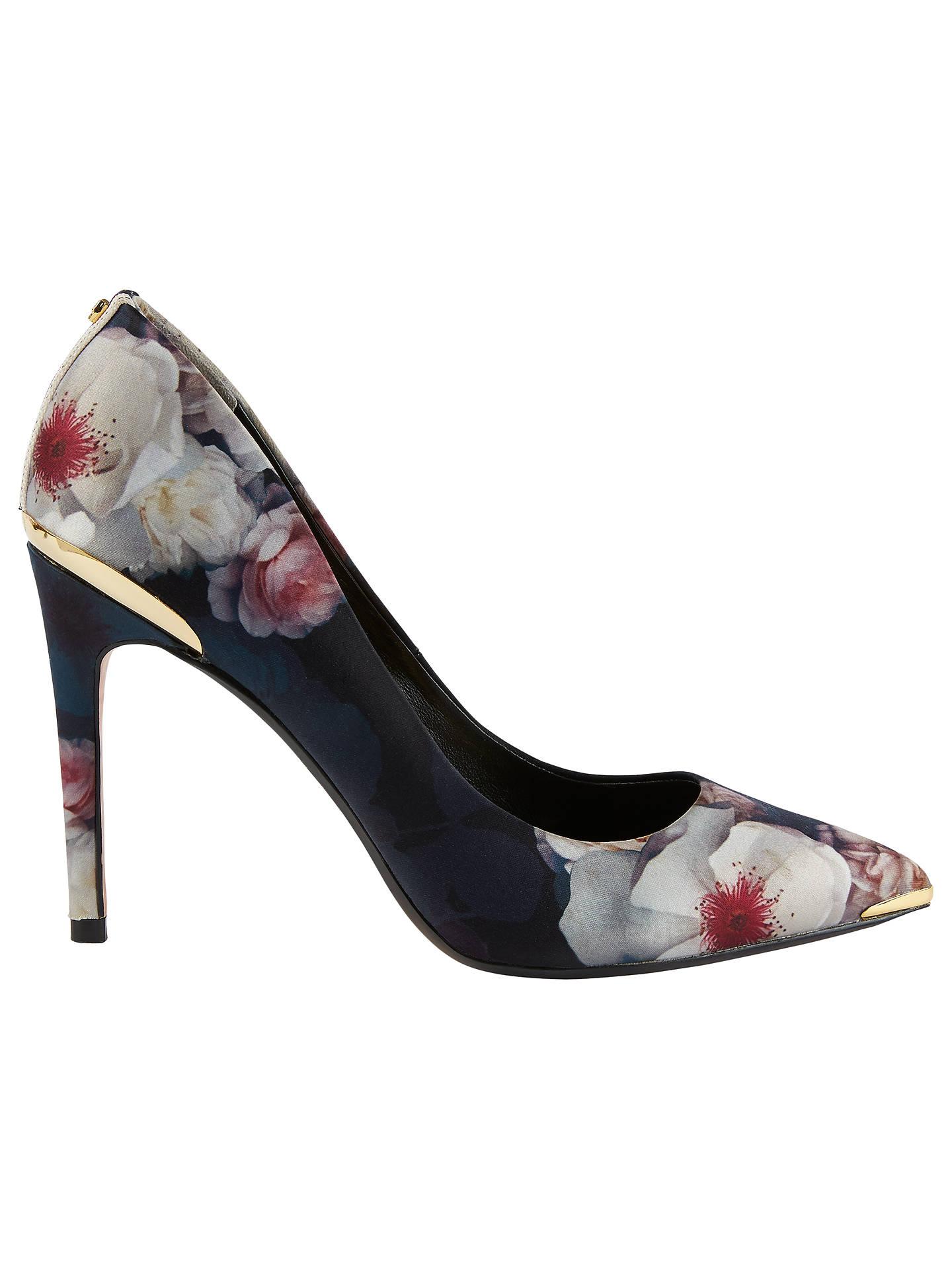 c33e7adb72d6da Ted Baker Kawaap Stiletto Heeled Court Shoes at John Lewis   Partners