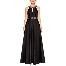 Buy Ted Baker Shelani Embellished Maxi Dress, Black Online at johnlewis.com