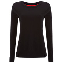 Buy White Stuff Meadow Jumper, Black Online at johnlewis.com
