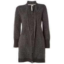 Buy White Stuff Boulder Cardigan, Metallic Grey Online at johnlewis.com