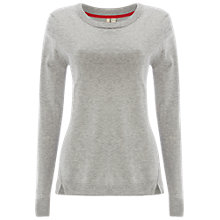 Buy White Stuff Meadow Jumper, Silver Grey Online at johnlewis.com