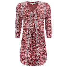 Buy White Stuff Jersey Tipi Tunic Top, Multi Online at johnlewis.com