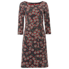 Buy White Stuff Lindy Jersey Dress, Smoky Grey Online at johnlewis.com