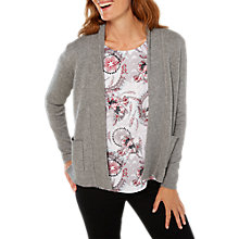 Buy White Stuff Chevron Edge To Edge Cardigan Online at johnlewis.com