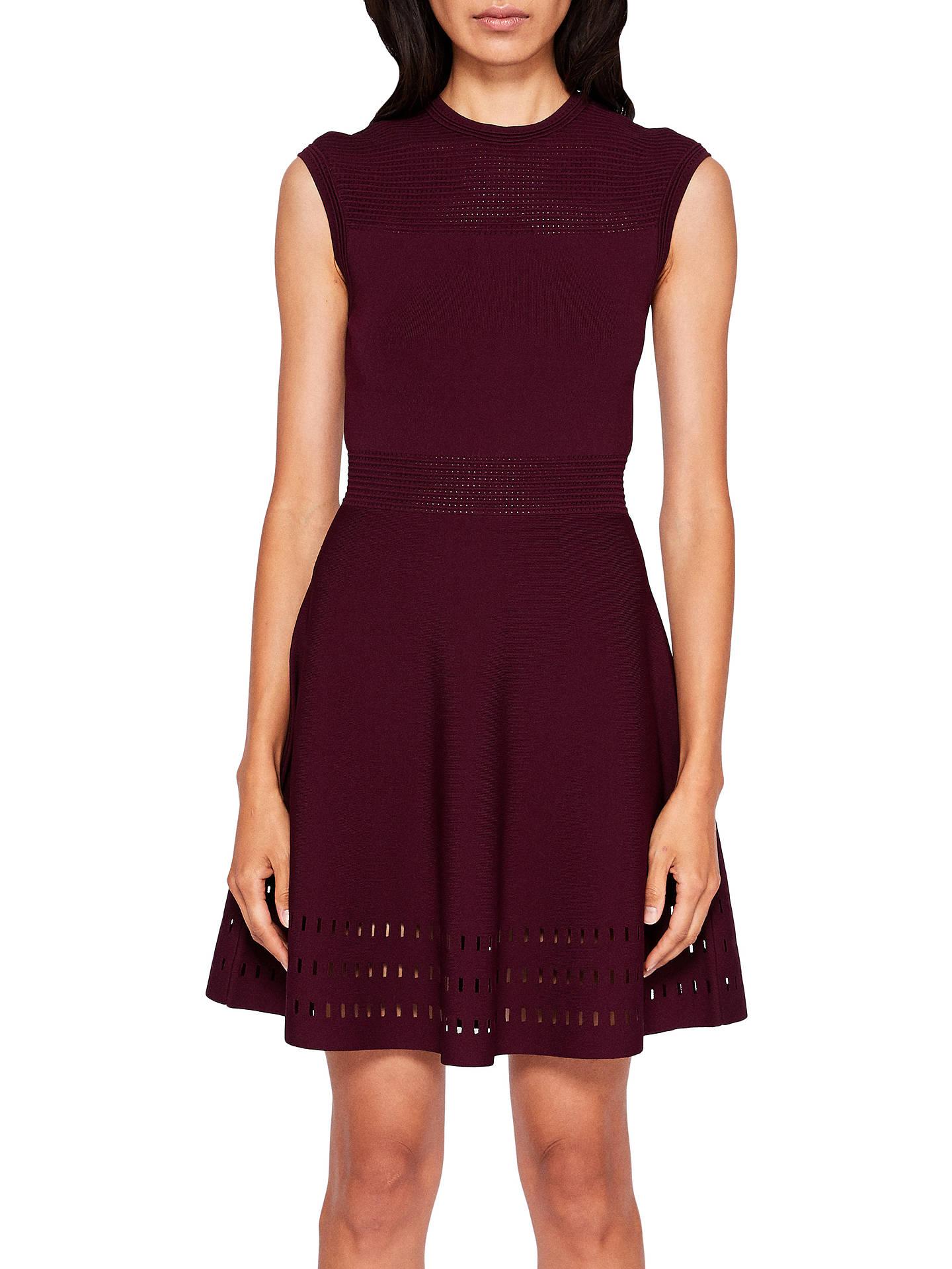 52c86b648b440 Buy Ted Baker Aurbray Knitted Skater Dress