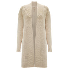 Buy White Stuff Natural Rocky Trail Cardigan, Oatmeal Online at johnlewis.com